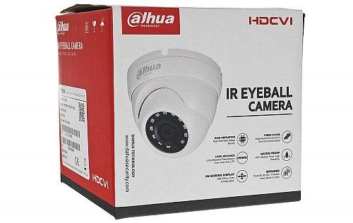 Opakowanie kamery Dahua HAC-HDW1800M