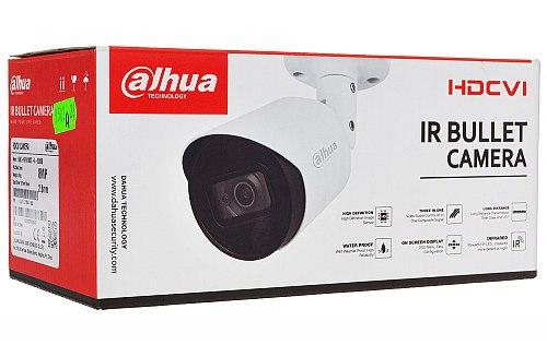 Opakowanie kamery Dahua HAC-HFW1800T-A