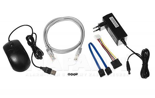 4-kanałowy mini rejestrator do kamer IP DS-7104NI-Q1