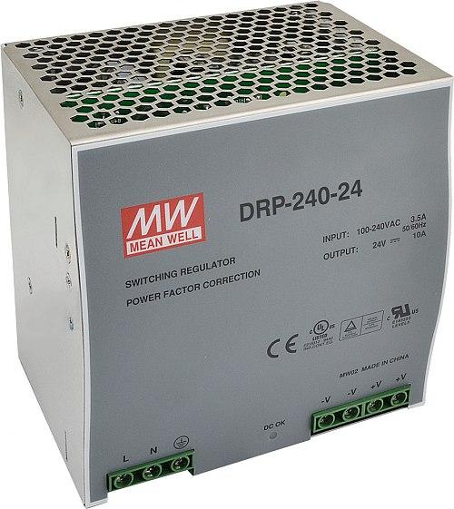 DRP-24024 Zasilacz impulsowy