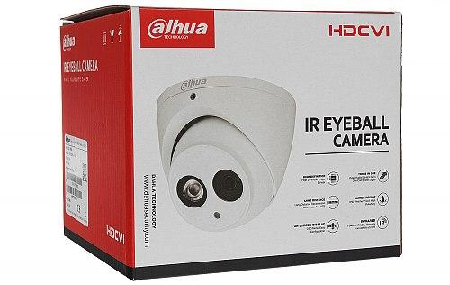 Opakowanie kamery Dahua HAC-HDW1230EM-A