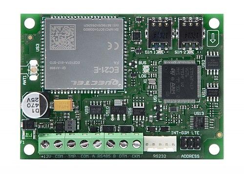Moduł komunikacyjny GSM INT-GSM LTE
