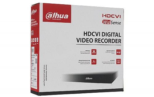 Opakowanie rejestratora Dahua DH-XVR5104HS-I2