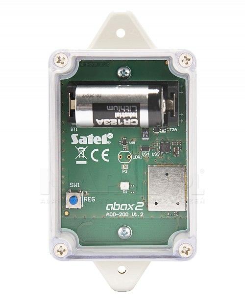 Zewnętrzny bezprzewodowy czujnik zmierzchu i temperatury ADD-200
