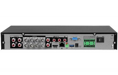 Rejestrator 5-systemowy Dahua DH-XVR5108HE-4KL-I2