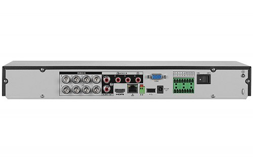 Rejestrator 5-systemowy Dahua DH-XVR7208A-4K-I2