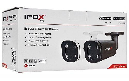 TZIP2004 E - Motozoom IPC 1080p IPOX