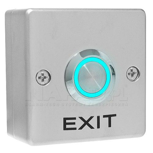 Przycisk wyjścia z puszką EB/BB-S1LED