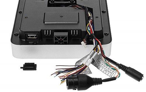 Bezdotykowy terminal pomiaru temperatury z kontrolą dostępu ASI7213YV3T1