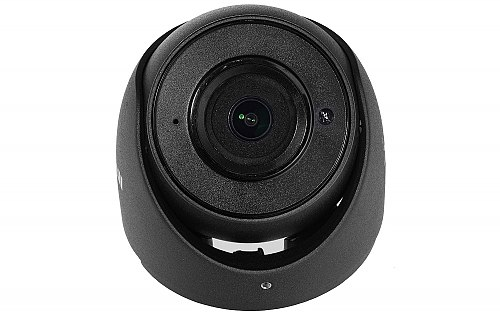 Grafitowa kamera z oświetlaczem IR LED Black Glass PX-DIP4028
