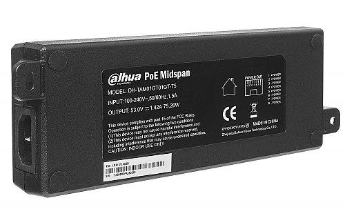 Adapter zasilania Hi PoE DHI-TAM01GT01GT-75