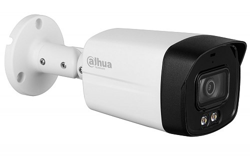 Kamera Analog HD Full-Color 5Mpx Dahua HAC-HFW1509TLM-A-LED-0360B