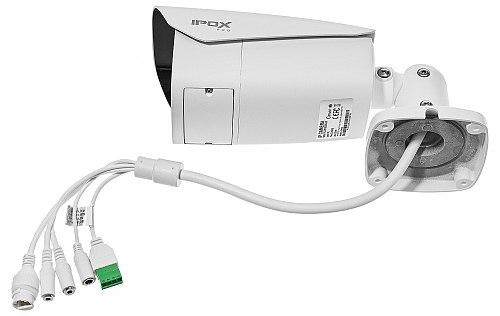 Kamera LPR IPOX PX TZIP2022IR3-LR