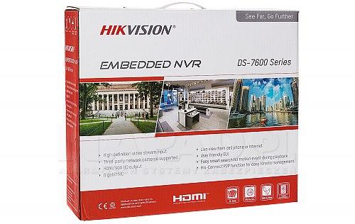 DS7616NXII2S - rejestrator IP z funkcjami AI DS-7616NXI-I2/S