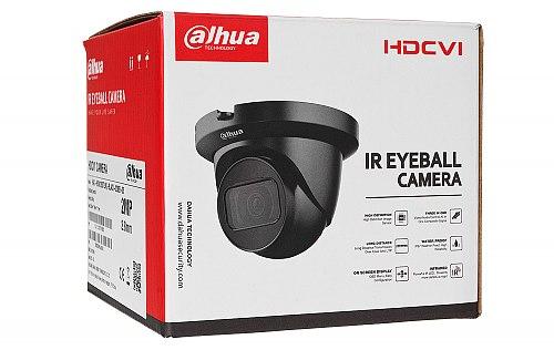 Opakowanie kamery Dahua HAC-HDW1200TLMQ-Black