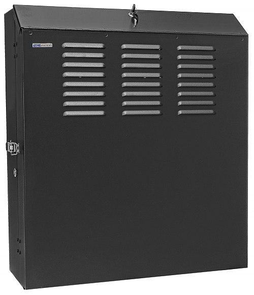 Szafa Rack 19'' 5U 587mm wisząca pionowa WP6705