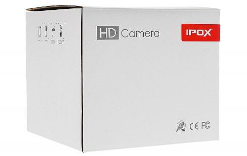 Kamera wandaoodporna IPOX PX-DWI8028AI