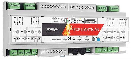 Sterownik oświetlenia EXP-LIGHT16-RN