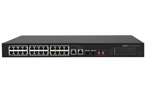 Przełącznik sieciowy Dahua DH-PFS3226-24ET-240
