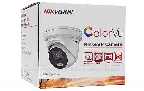 DS2CD2347G2 L LU - kamera IPC ColorVu + AcuSense