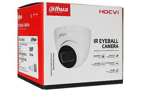 Opakowanie kamery Dahua HAC-HDW1500TRQ