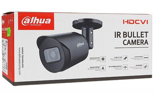 Opakowanie kamery Dahua HAC-HFW1200T-Black