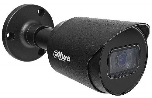 Kamera Analog HD 2Mpx Dahua HAC-HFW1200T-0280B-Black S5