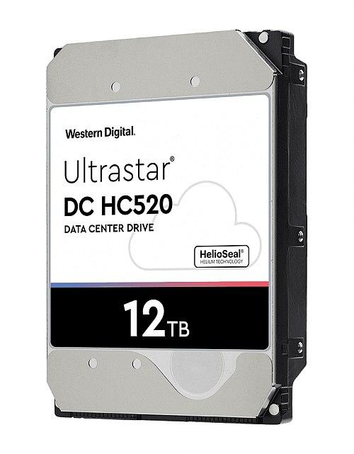 Dysk 12TB SATA III Western Digital Ultrastar