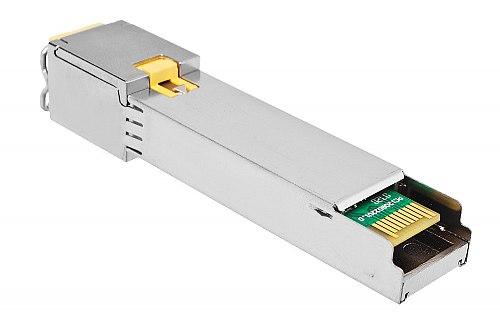 Moduł SFP RJ45 Ethernet Netgear / Cisco