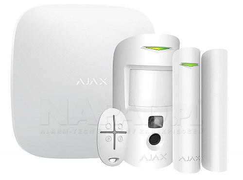 Bezprzewodowy zestaw alarmowy StarterKit Cam Plus