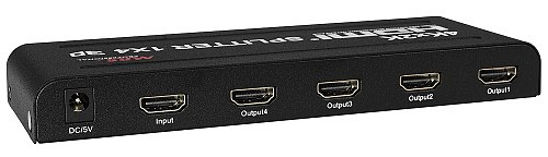 Rozgałęźnik HDMI 1/4 4Kx2K