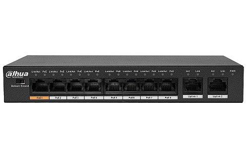Przełącznik sieciowy Dahua DH-PFS3010-8ET-96