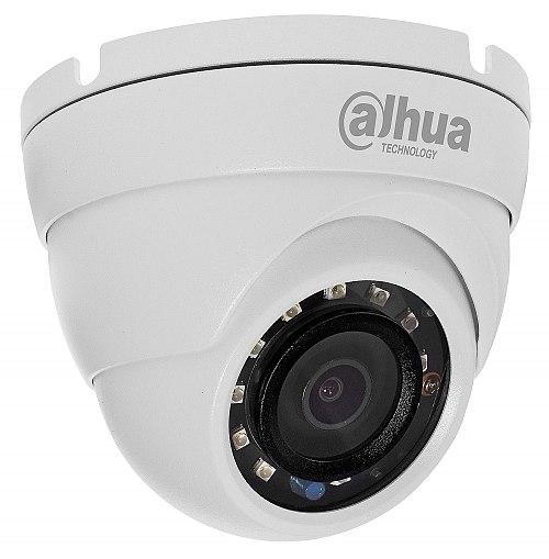 Kamera Analog HD 2Mpx Dahua HAC-HDW1200M-0280B biały