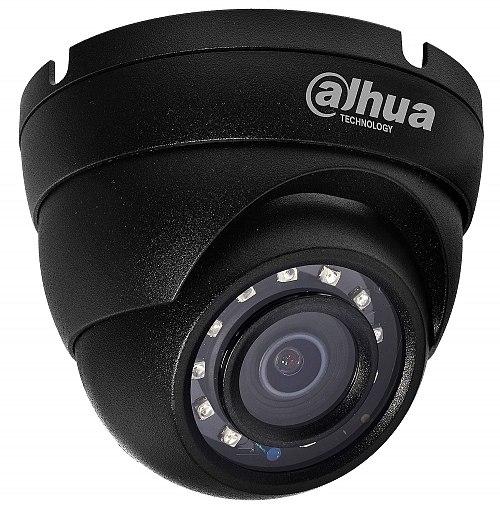Kamera Analog HD 2Mpx Dahua HAC-HDW1200M-0280B-BLACK czarny