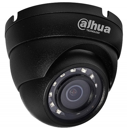 Kamera Analog HD 2Mpx Dahua HAC-HDW1200M-0280B-Black S5