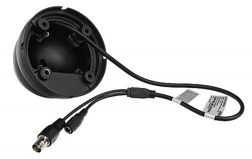 Kamery HDCVI dome Dahua HDW1200M-0280B-Black