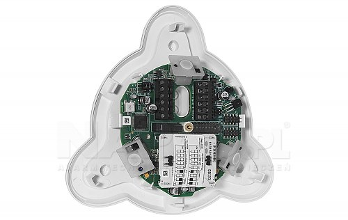 Detektor ruchu 3xPIR + MW Risco RK 200DTG300D
