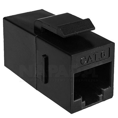 Łącznik keystone RJ45 kat.6 UTP BL-LM88-6K