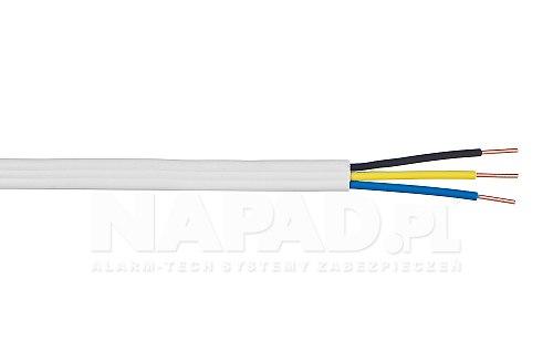 Kabel zasilający Zeit 3x 1,5 mm 450V / 750 V