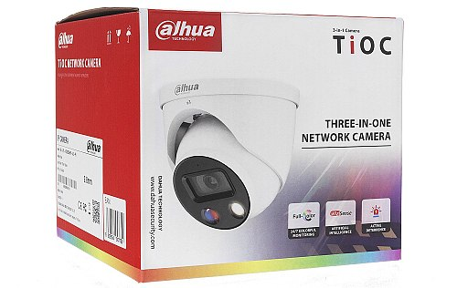 Opakowanie kamery Dahua IPC-HDW3249H-AS-PV