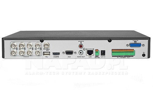 iDS-7208HQHI-M1/S HDR HIKVISION