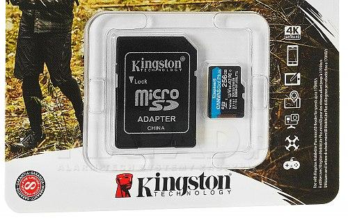 Karta pamięci microSD 256GB