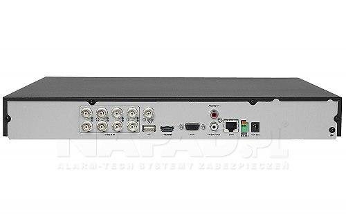 Rejestrator Turbo HD AcuSense iDS 7208HQHI M2 S