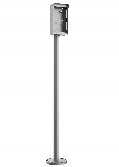 Puszka z daszkiem na słupku Dahua VTM01R2 (2 moduły)