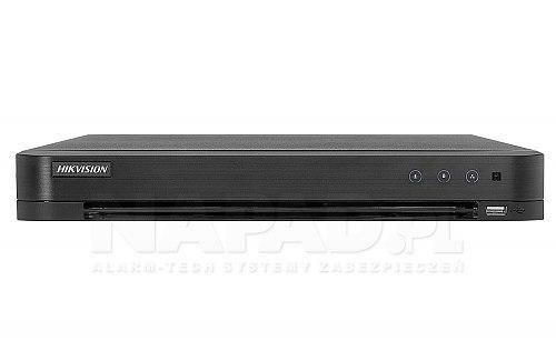 Rejestrator AcuSense Hikvision iDS-7208HUHI-M2/S/4A+8/4ALM
