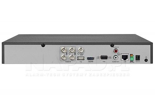 Rejestrator Turbo HD AcuSense iDS 7204HQHI M1 S (C)