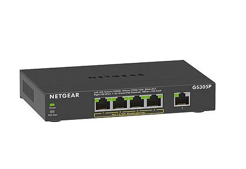 Switch PoE 4-portowy GS305P-200PES