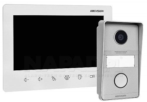Zestaw wideodomofonowy DS-KIS101-P Surface