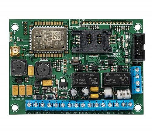 Komunikator EBS LX 20B A10