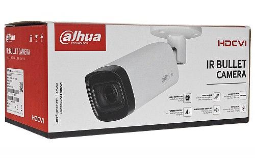 Opakowanie kamery Dahua HAC-HFW1200R-Z-IRE6